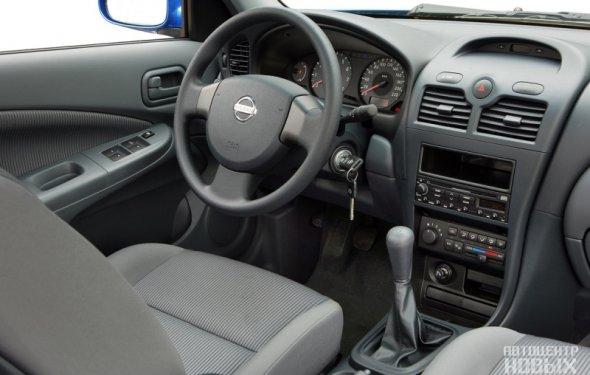 Купить новый Nissan Almera