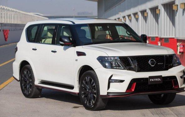 Nissan Patrol (ВИДЕО)