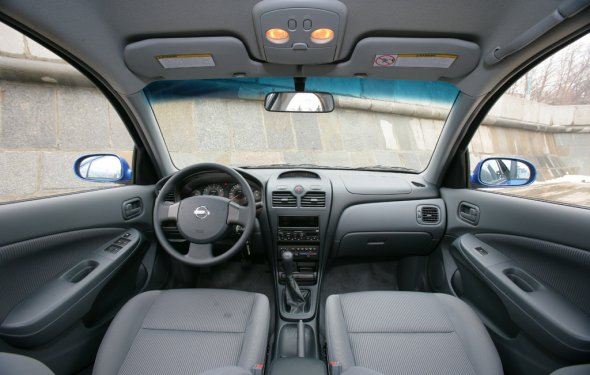 Nissan Almera Classic: 1 фото