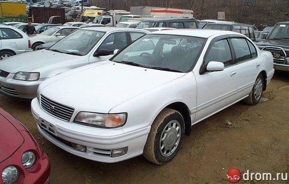 Nissan Cefiro 1994 - 1996