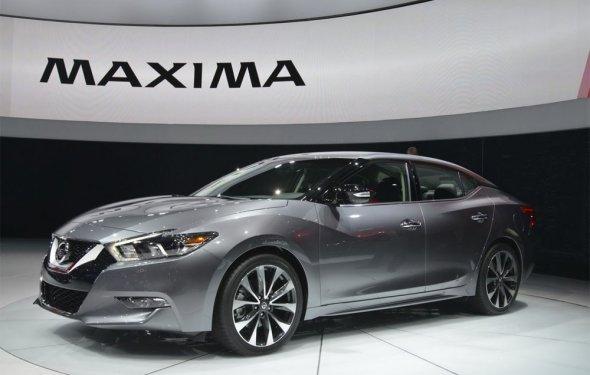 фото Nissan Maxima 2015-2016