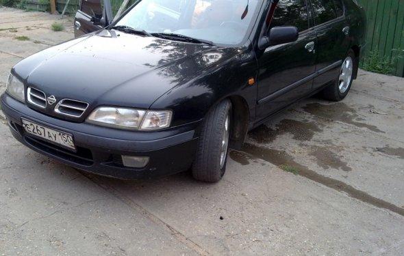 Nissan Primera 1998 — отзыв