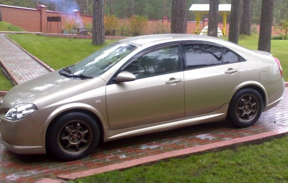 Nissan Primera (P12) GOLD Lady