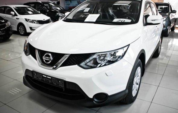 Nissan Qashqai Самара