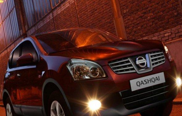 Nissan Qashqai, стоимость