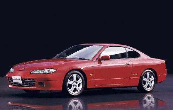 Nissan Silvia 1 - 2002