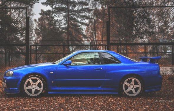 Nissan Skyline GT-R 1