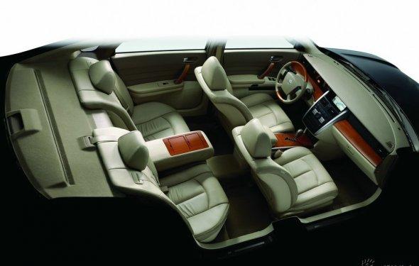 Nissan Teana 2003, I поколение