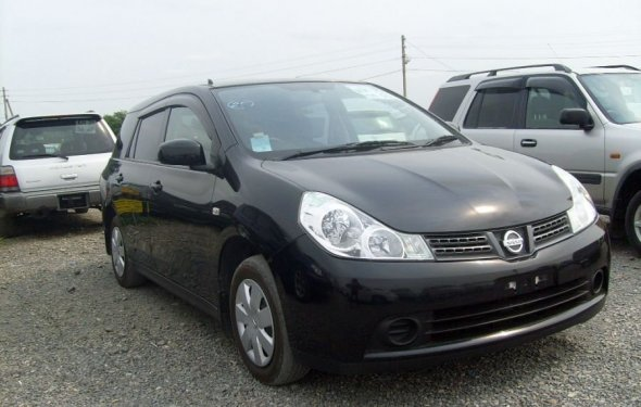 Nissan Wingroad 2005, 2006
