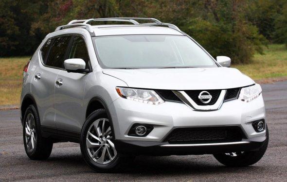 Nissan X-Trail 2014 2015