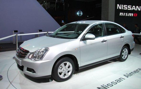 Новый Nissan Almera будет