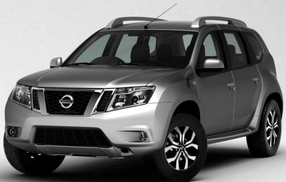 новый Nissan Terrano 2014