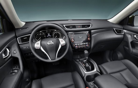 Новый Nissan X-Trail-2014: