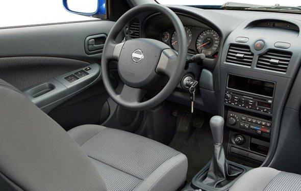 Nissans Almera Classic 1.5