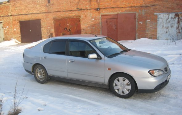 Nissan Primera, 2