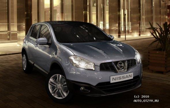 Отзывы владельцев Nissan