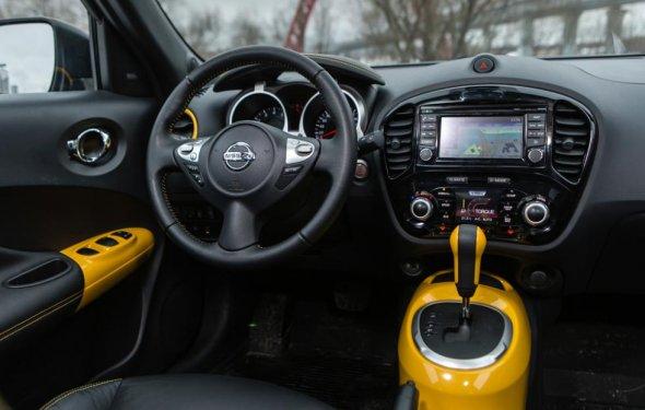 Тест-драйв: Nissan Juke