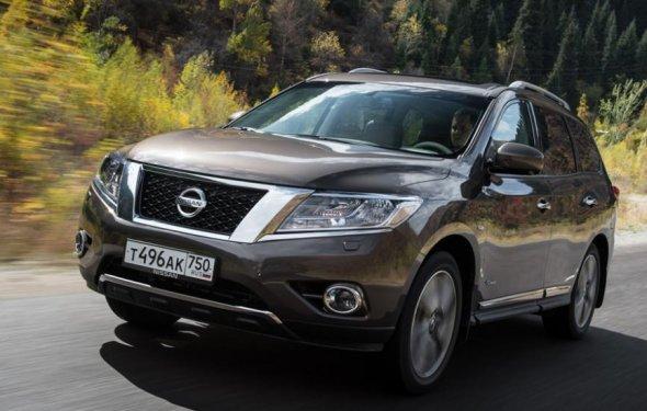 Тест-драйв: Nissan Pathfinder
