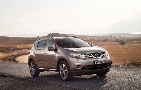 Nissan Murano 2011 отзыв